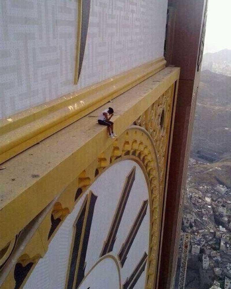 Abraj Al Bait, clock tower, Dubai, UAE, facts, travel, life