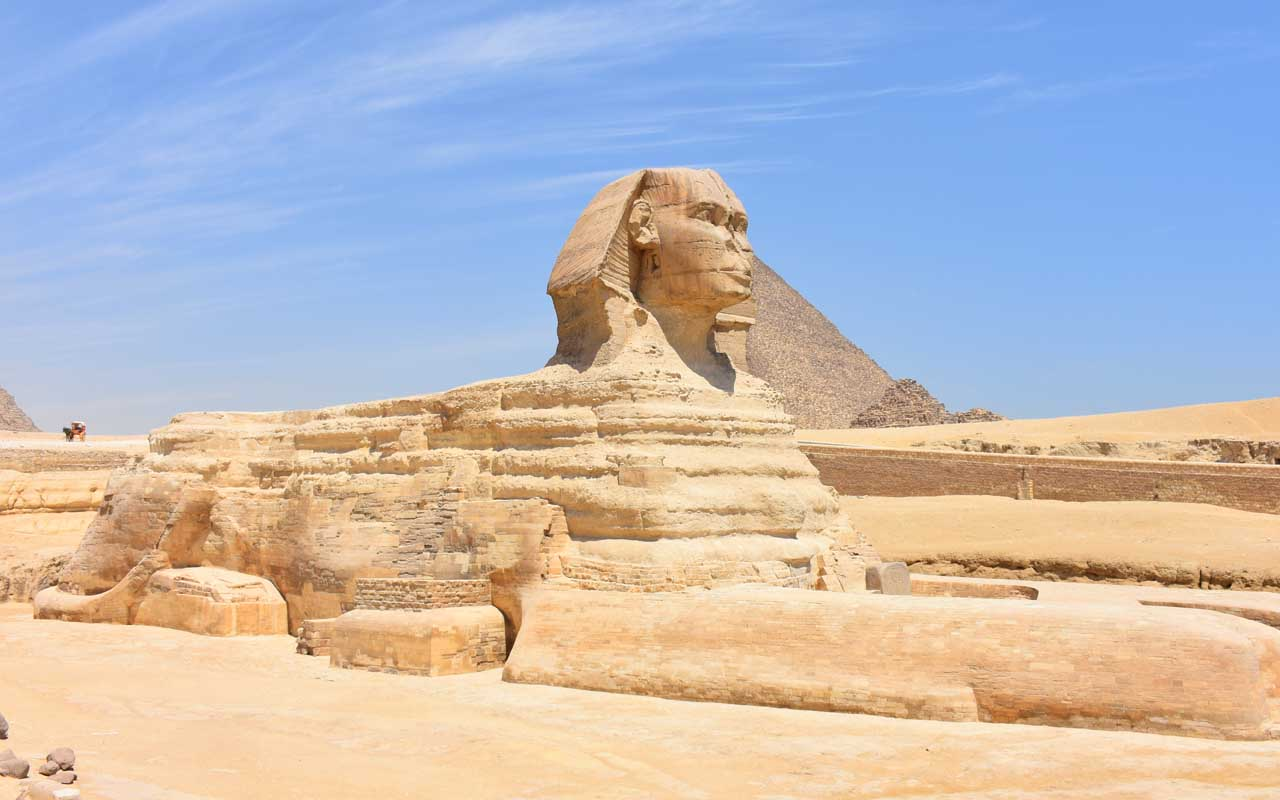 Sphinx, Egypt, pyramids of Giza, facts, history, science, mysterious, chamber