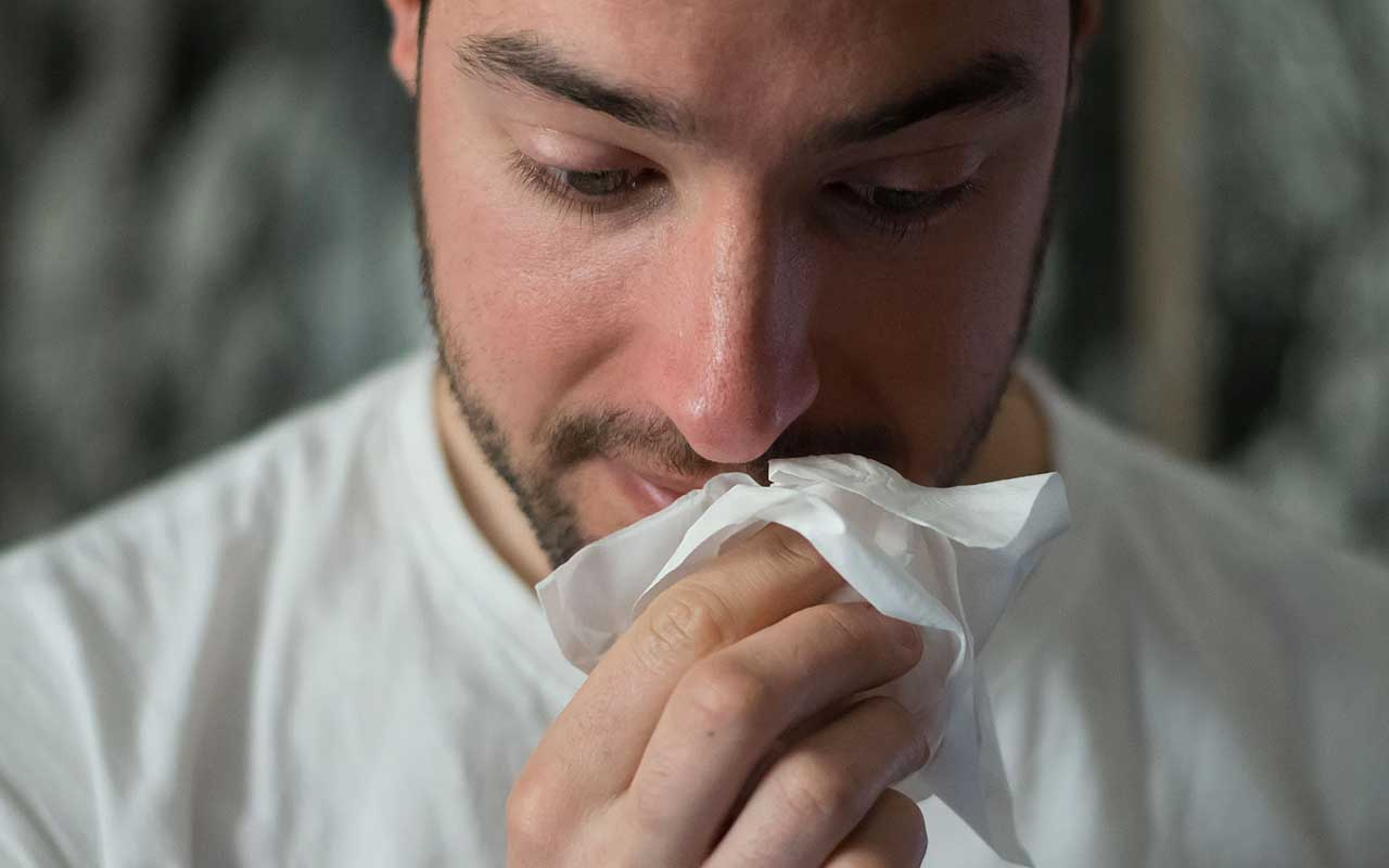 sick, people, life, sneezing, tissues, facts, science, deficiency