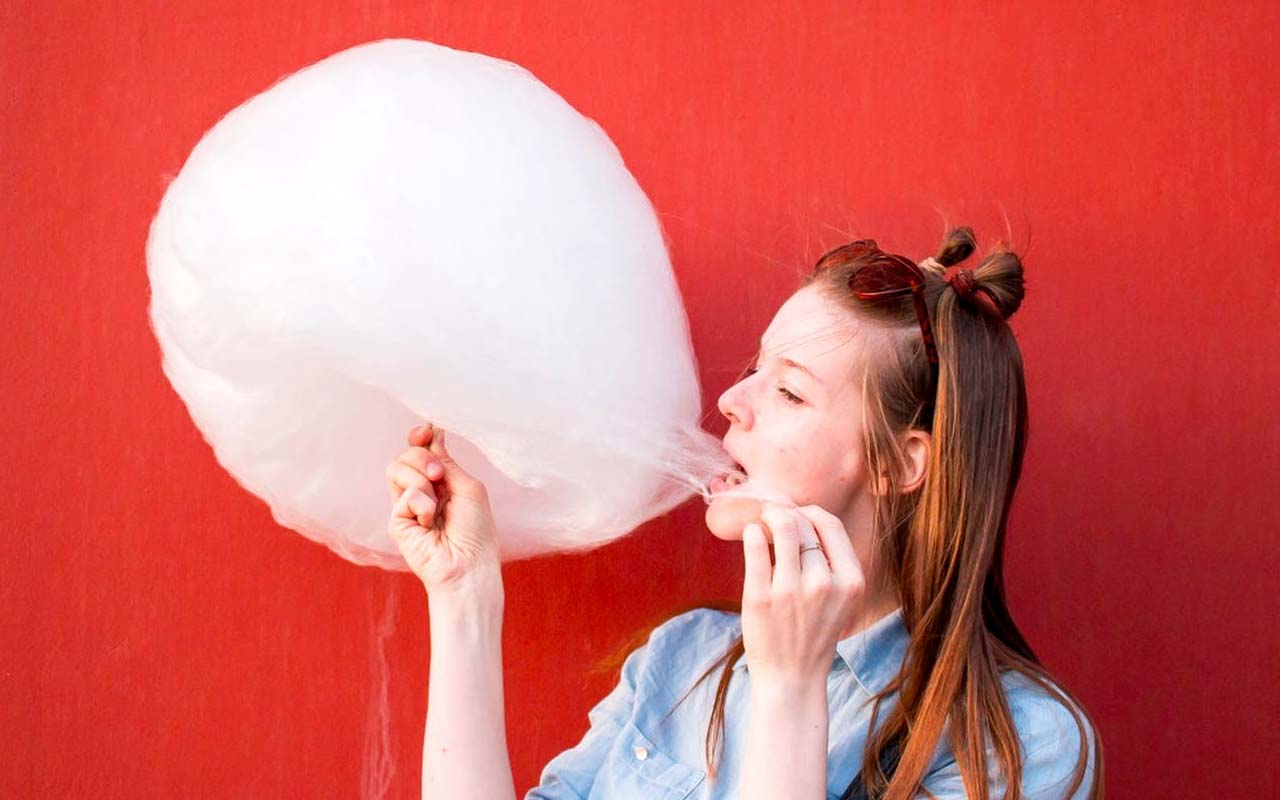 cotton candy, invention, dentist, facts, people, quick