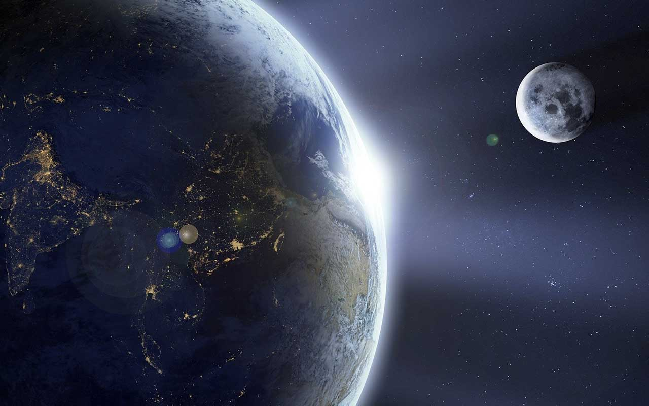 moon, Earth, facts, space, distance, science