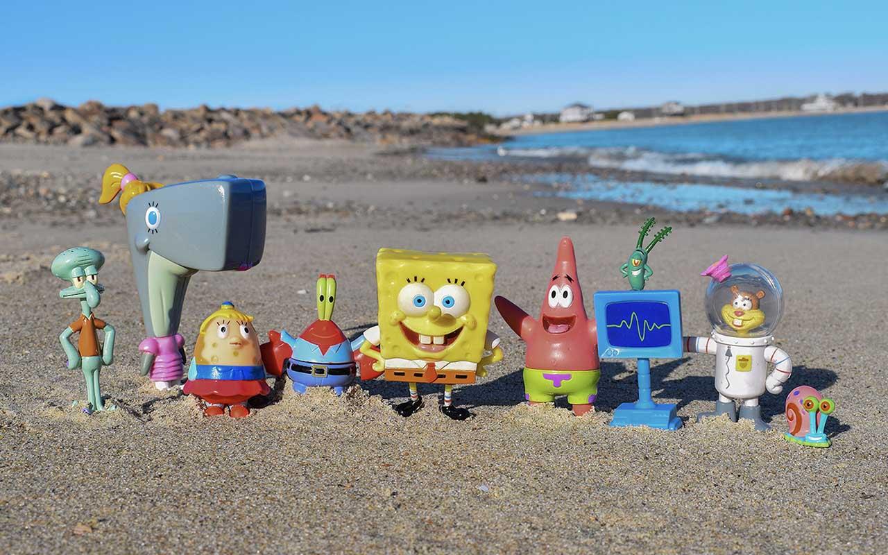 Spongebob Squarepants, marine biology, facts, science, Stephen Hillenburg, Cartoon Network, Nickelodeon