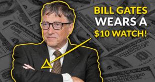 billionaires, people, Bill Gates, Microsoft, facts