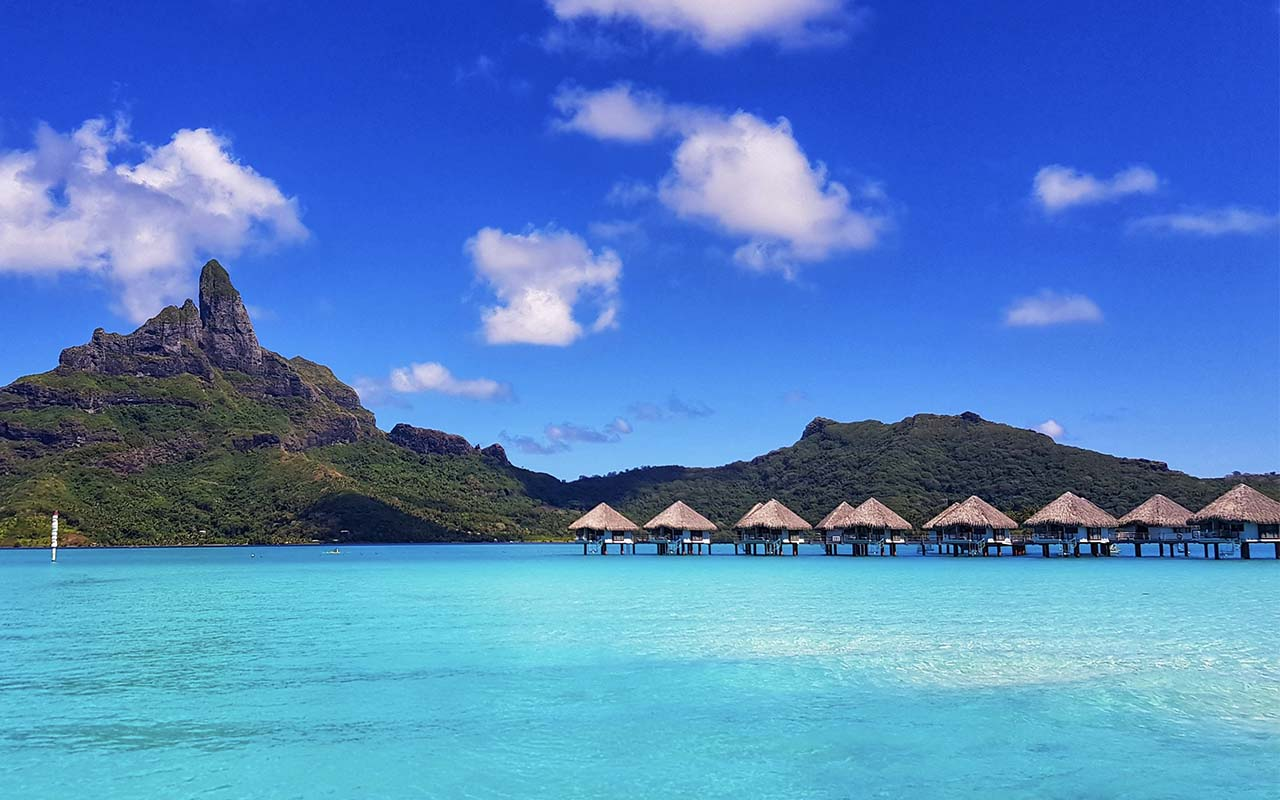 Bora Bora, French Polynesia, facts, beautiful places, island, volcano, life, travel, wanderer