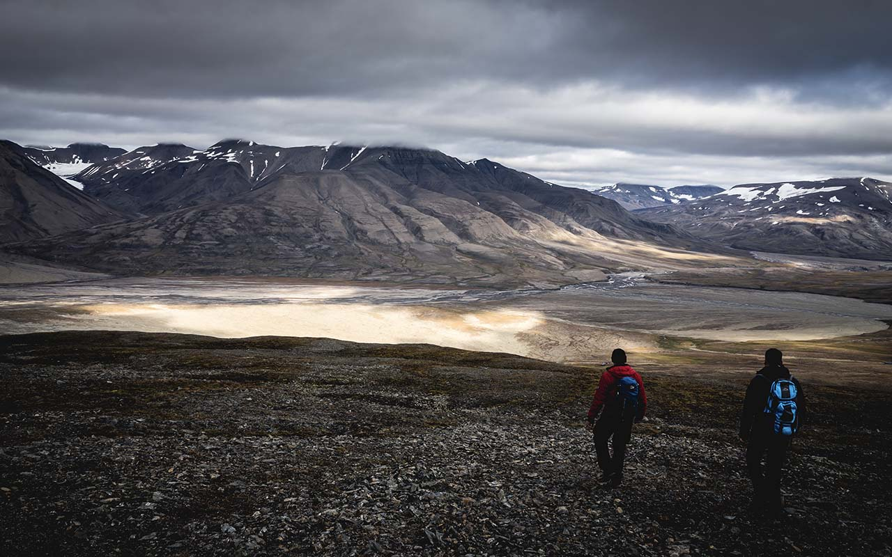 Svalbard, Norway, travel, people, life, greenery, landscapes, mountains, icecaps