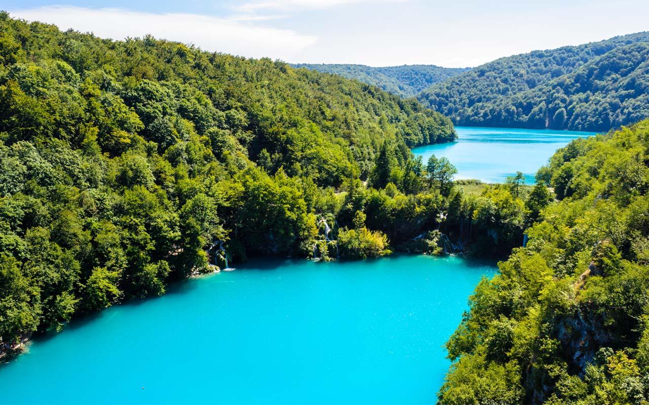 Plitvice Lake, Croatia, blue water, facts, life, travel, people
