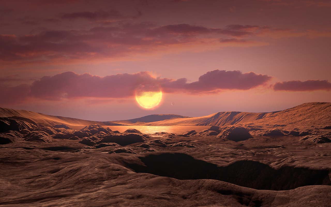NASA, exoplanet, space, Kepler, Kepler Space telescope, Kepler 1649c, hidden planets
