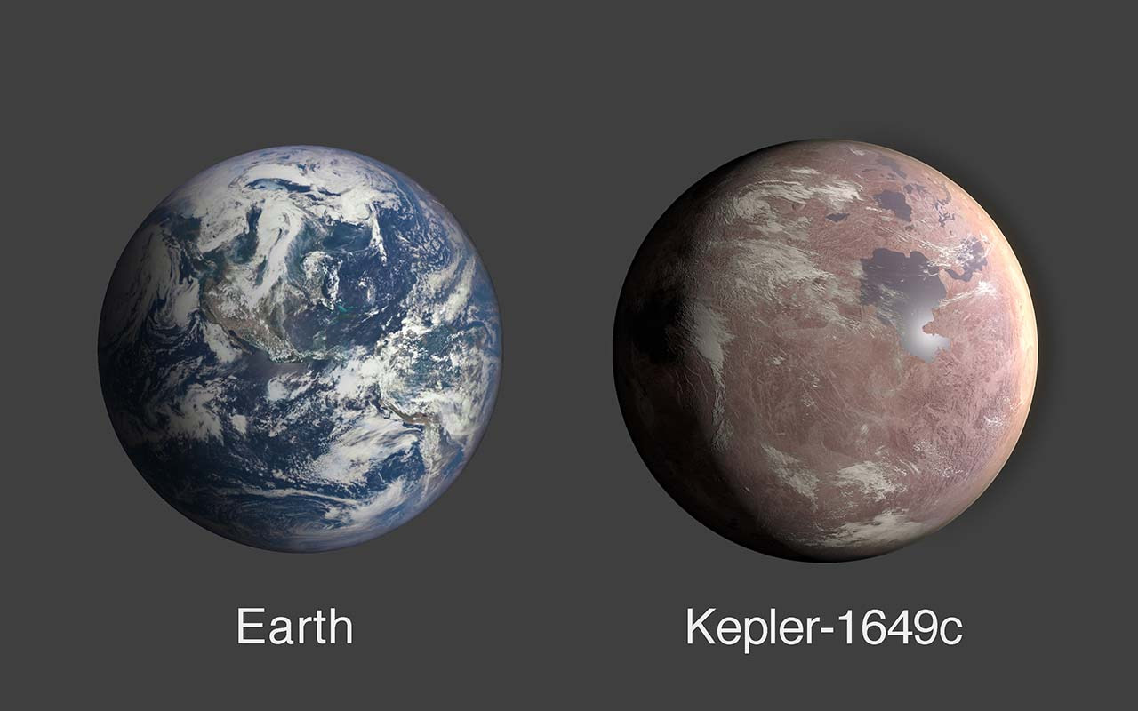 Kepler 1649c, KST, space telescope, NASA, facts, Earth-like planet, space program