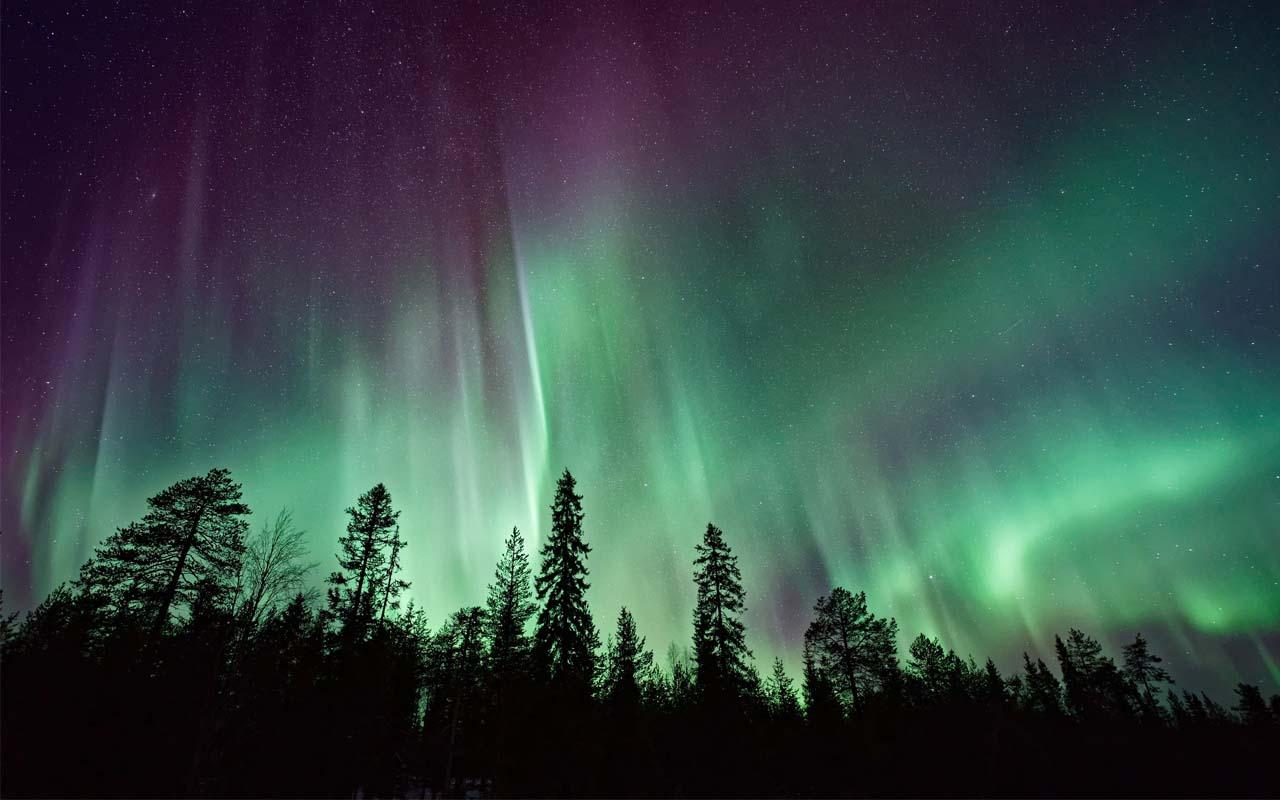 Florida, Cuba, country, Northern Lights, Aurora borealis, Earth, science
