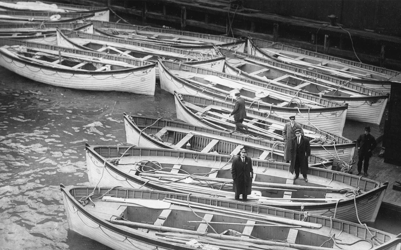 lifeboats, facts, people, life, history in pictures