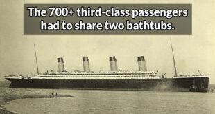 Titanic, facts, secrets, history, people