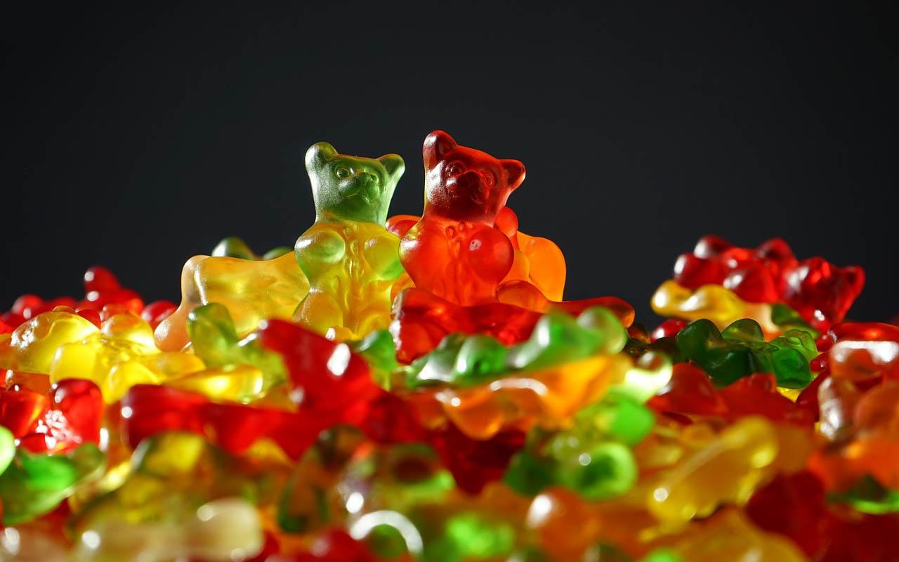 gummy bears, carnauba, wax, car, washing, cleaning