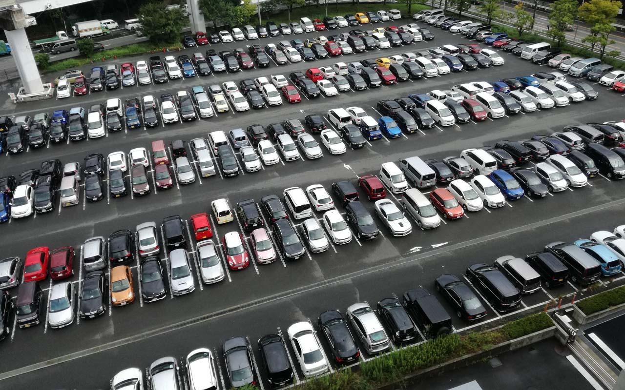 parking, car, travel, entertainment