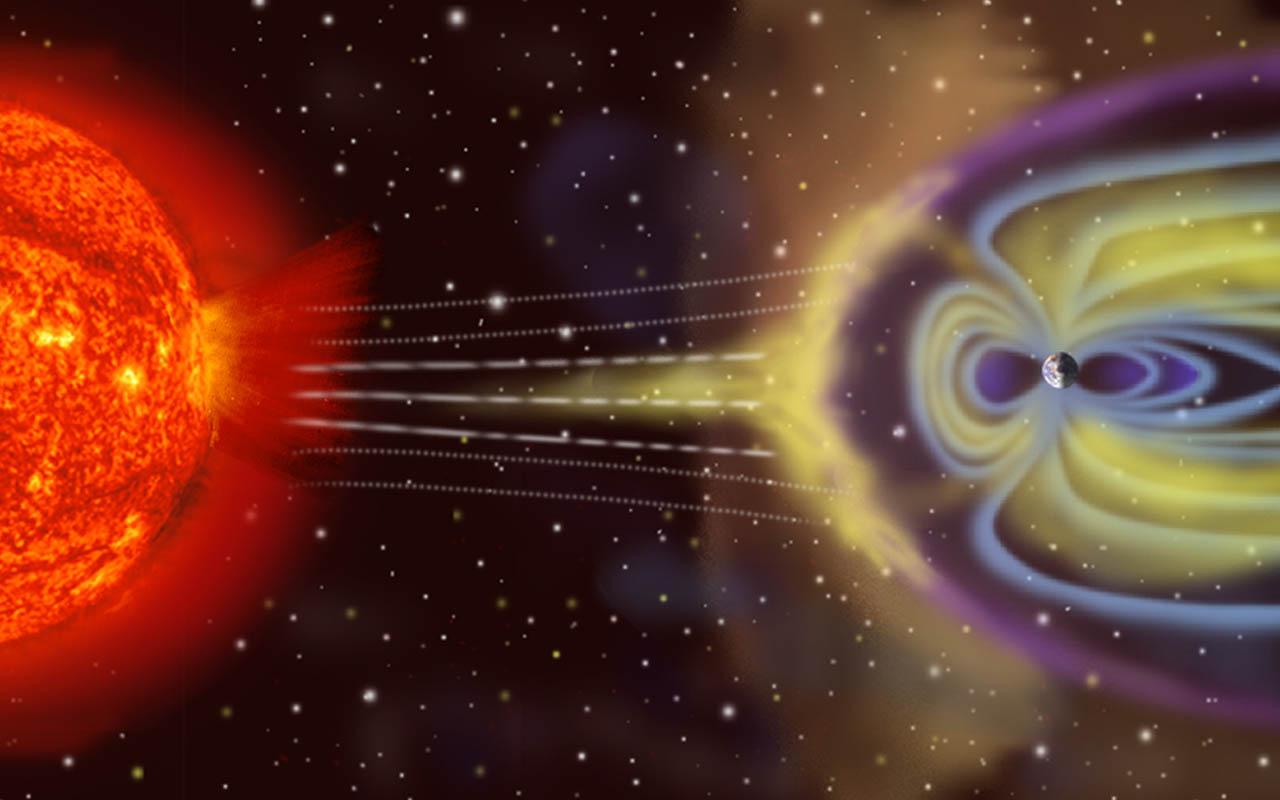 Carrington Event, science, facts, history, strange, sun, solar, radiation, Earth, magnetosphere