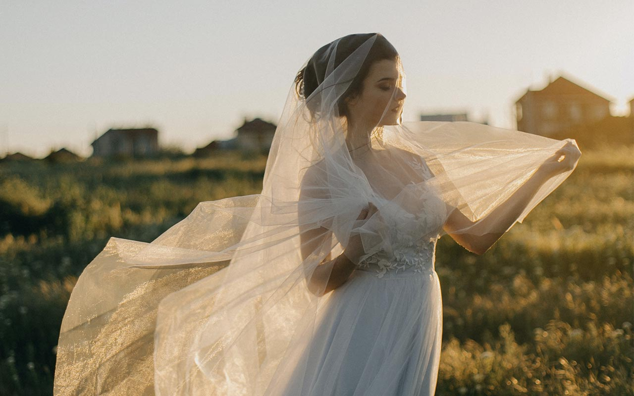 wedding dress, facts, science, history, questions