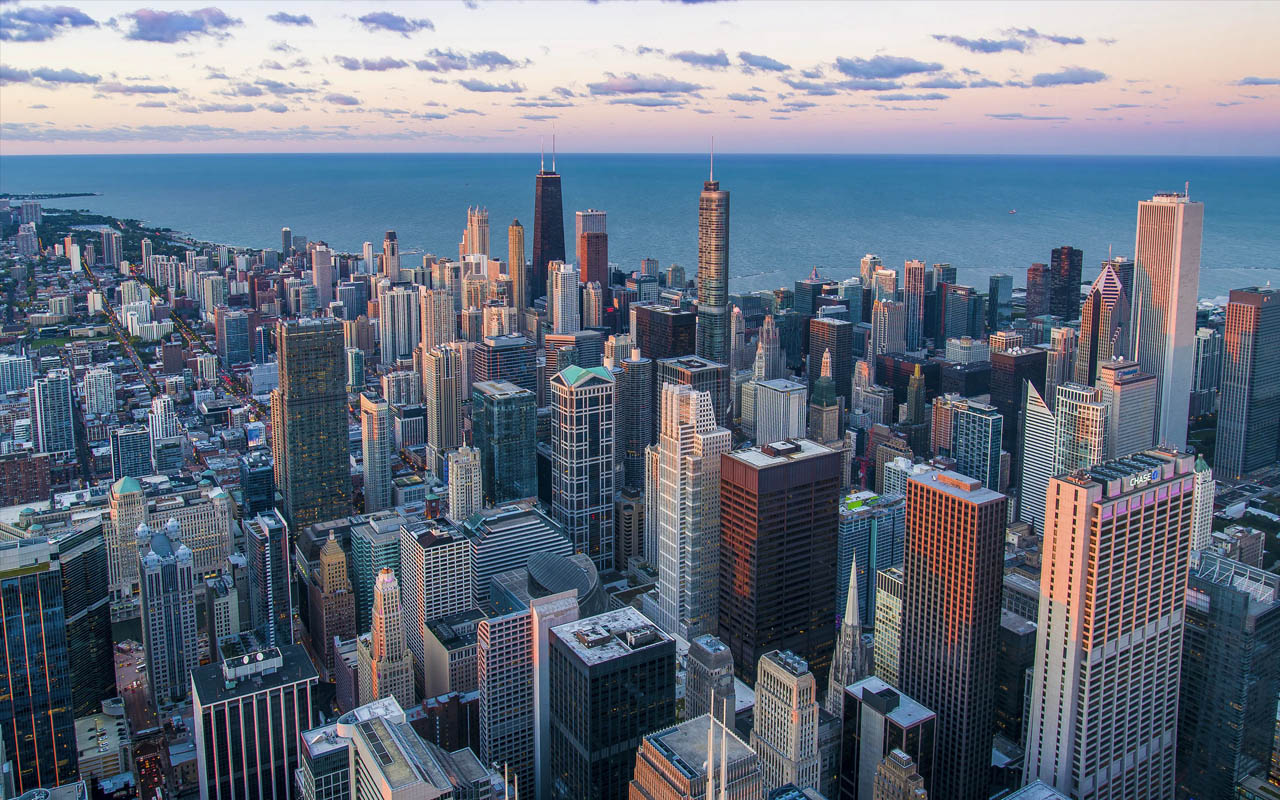 Willis Tower, Chicago, life, facts, travel, Illinois