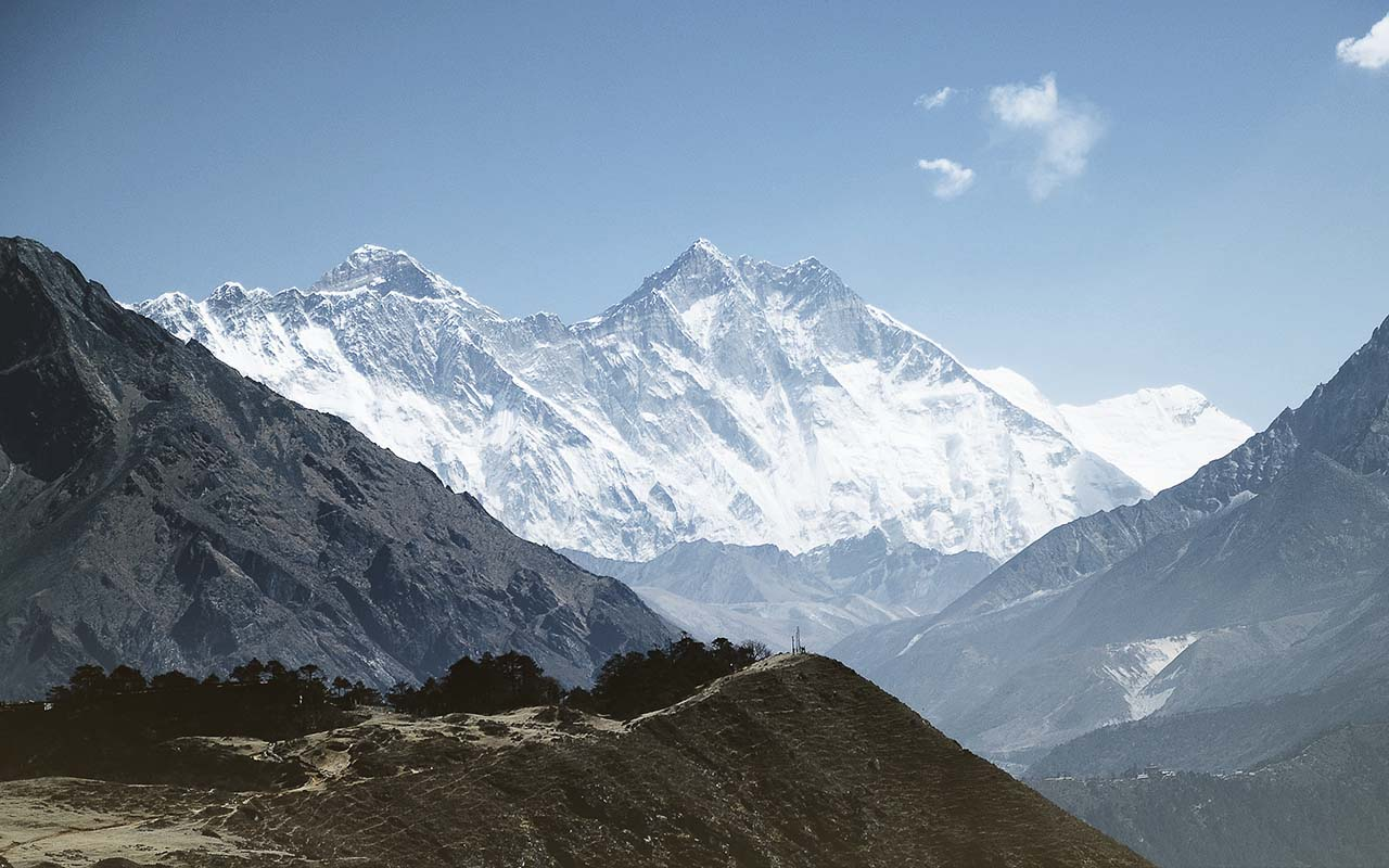 Mt. Everest, facts, Himalayas, science, pictures in history