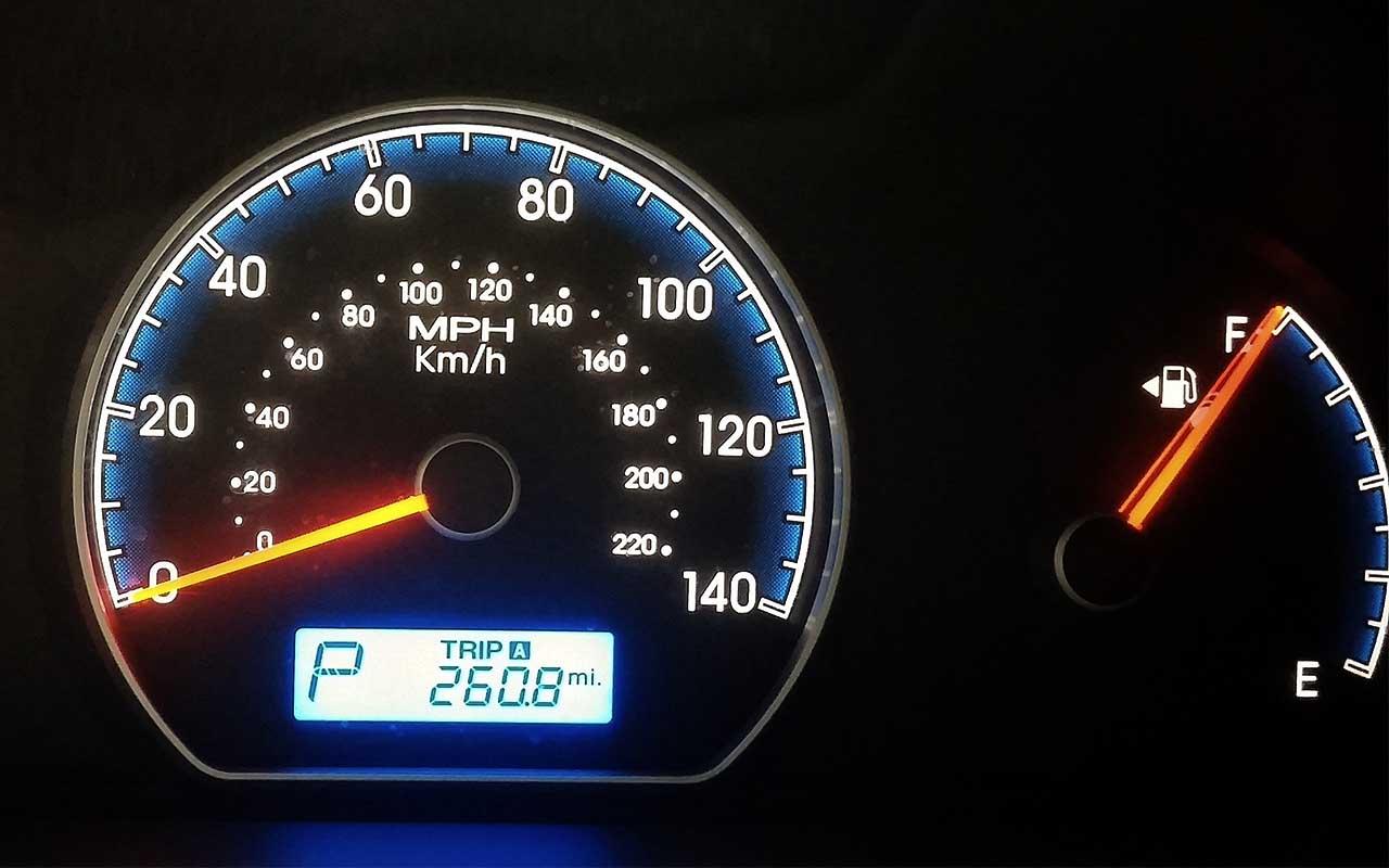 speedometer, gas tank, cars, sports cars, life, entertainment