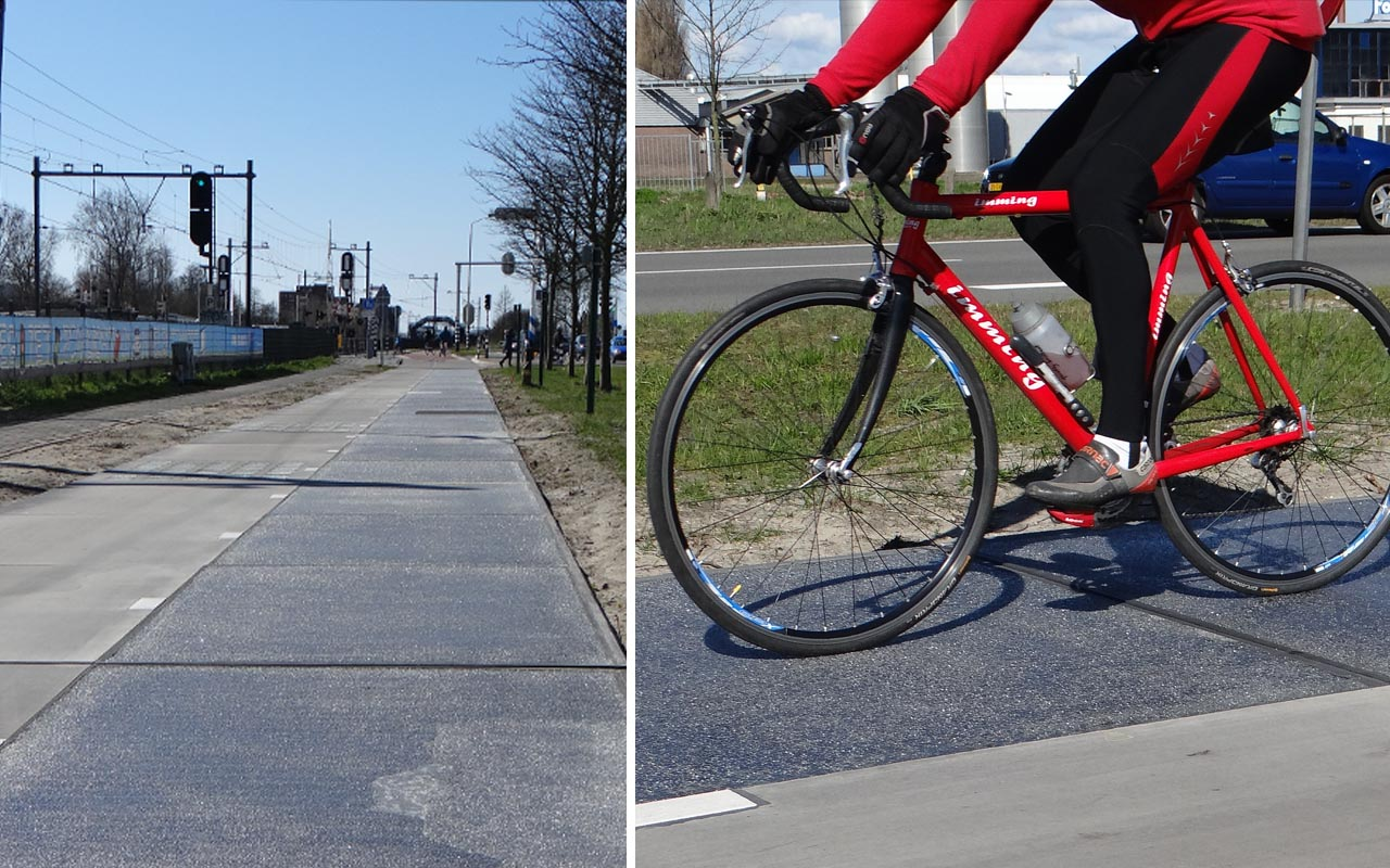 SolaRoad, facts, the Netherlands, solar road, facts, bikes, cycling, happy life