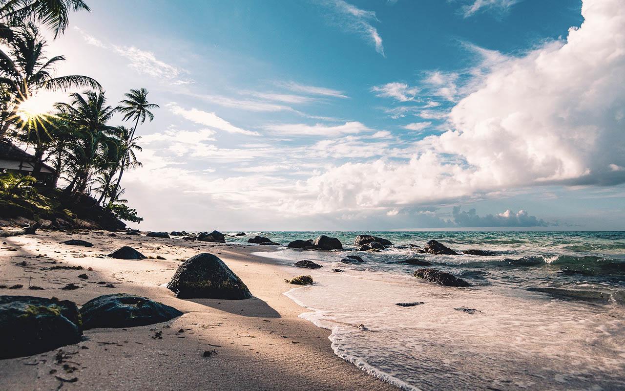 beach, view, ocean, lifestyle, sand, calm, calmness