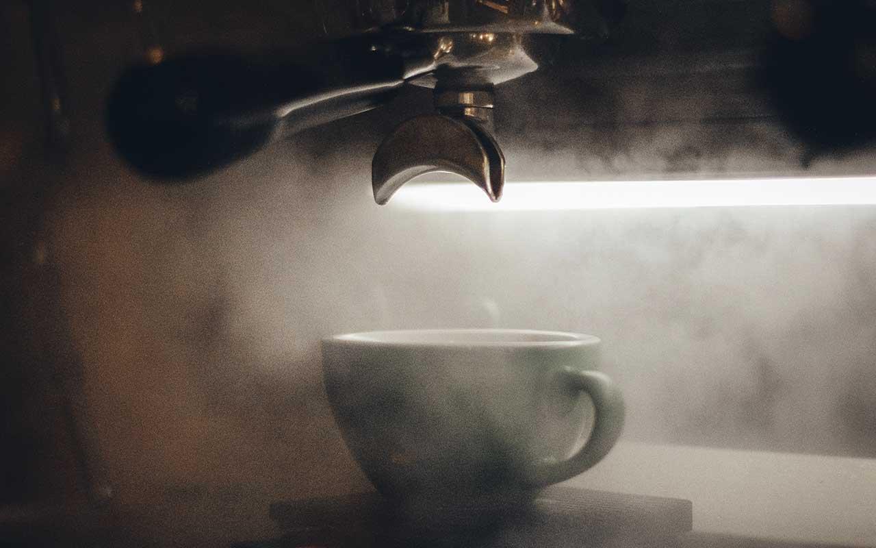 coffee, reservoir, water, cleaning, bacteria