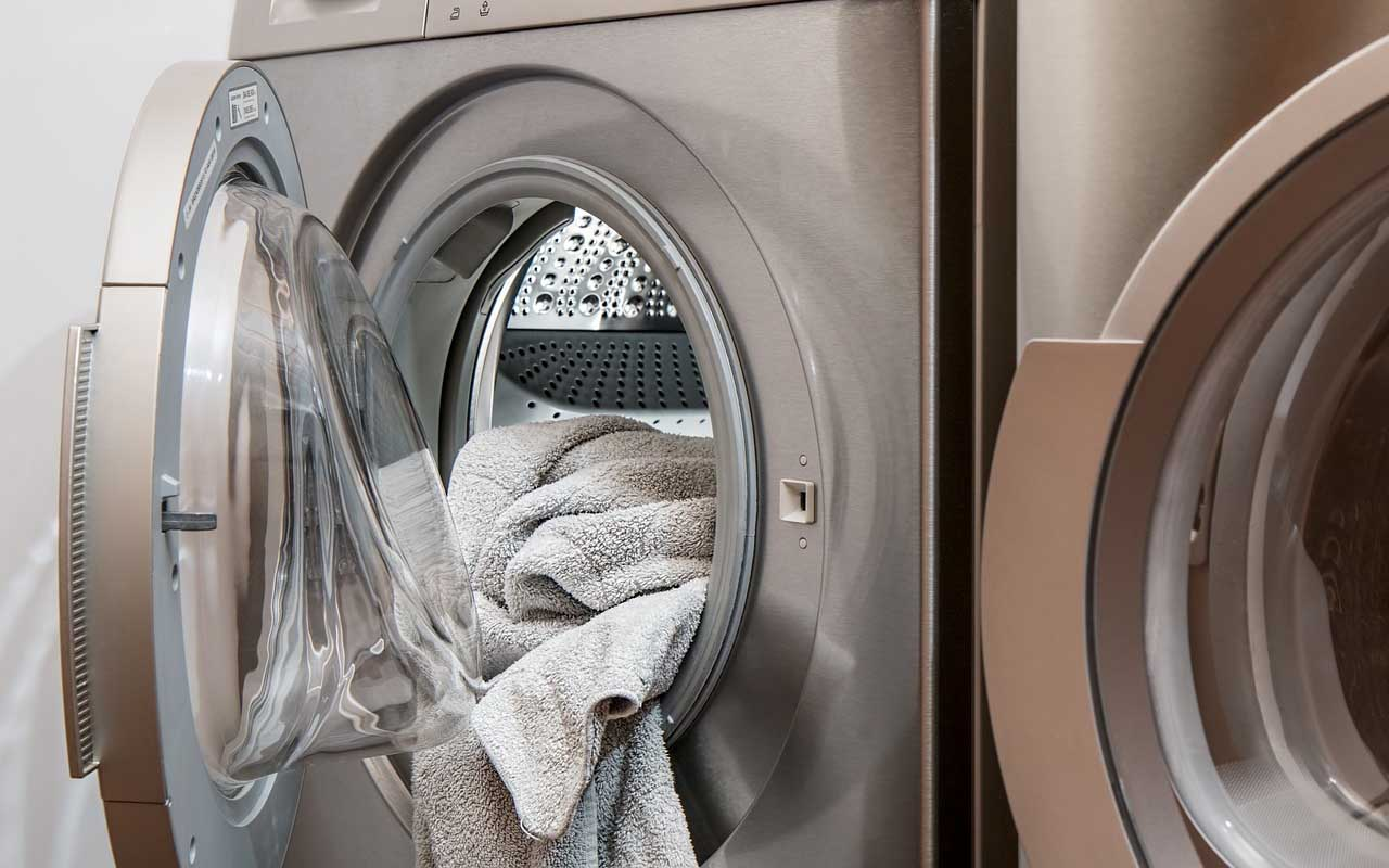 Old appliances, washer, dryer, facts, dirty, germs, bacteria