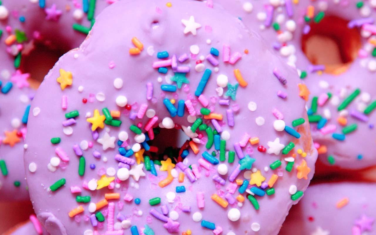 doughnut, foods, lifestyle, facts, people, weird