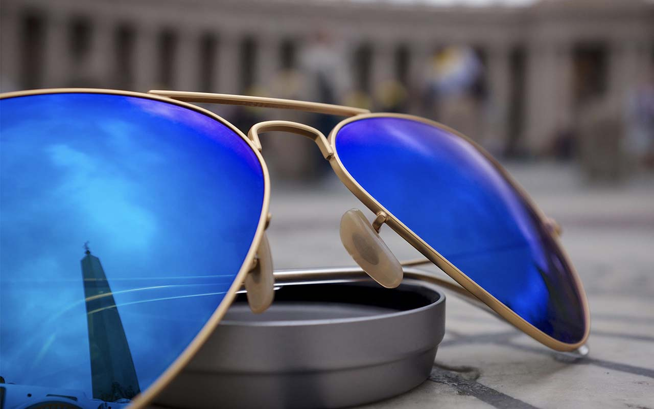 Aviator sunglasses, facts, life, people, history, military