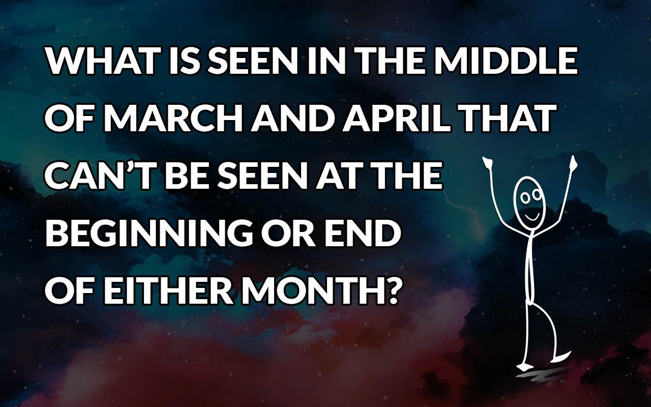 riddles, seasons, months, facts, entertainment