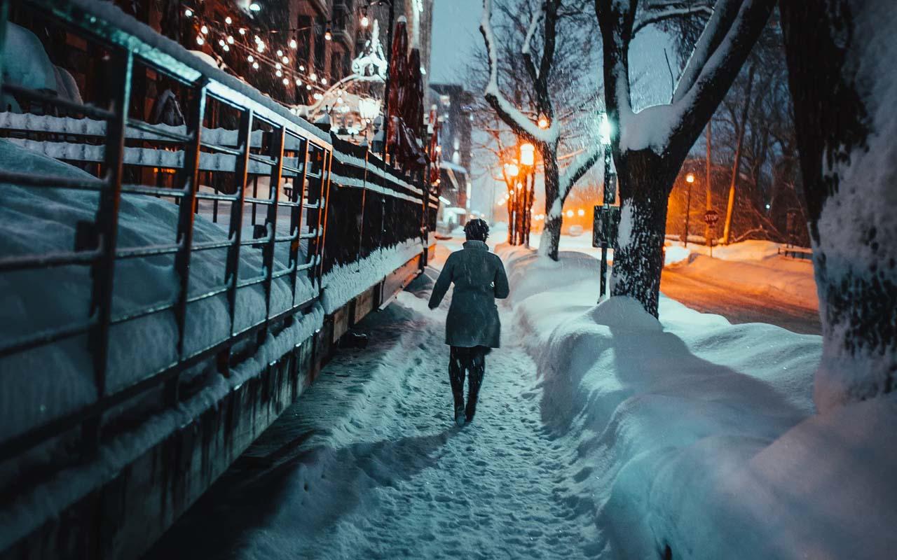 winter, snow, ice, people, coffee, life, season