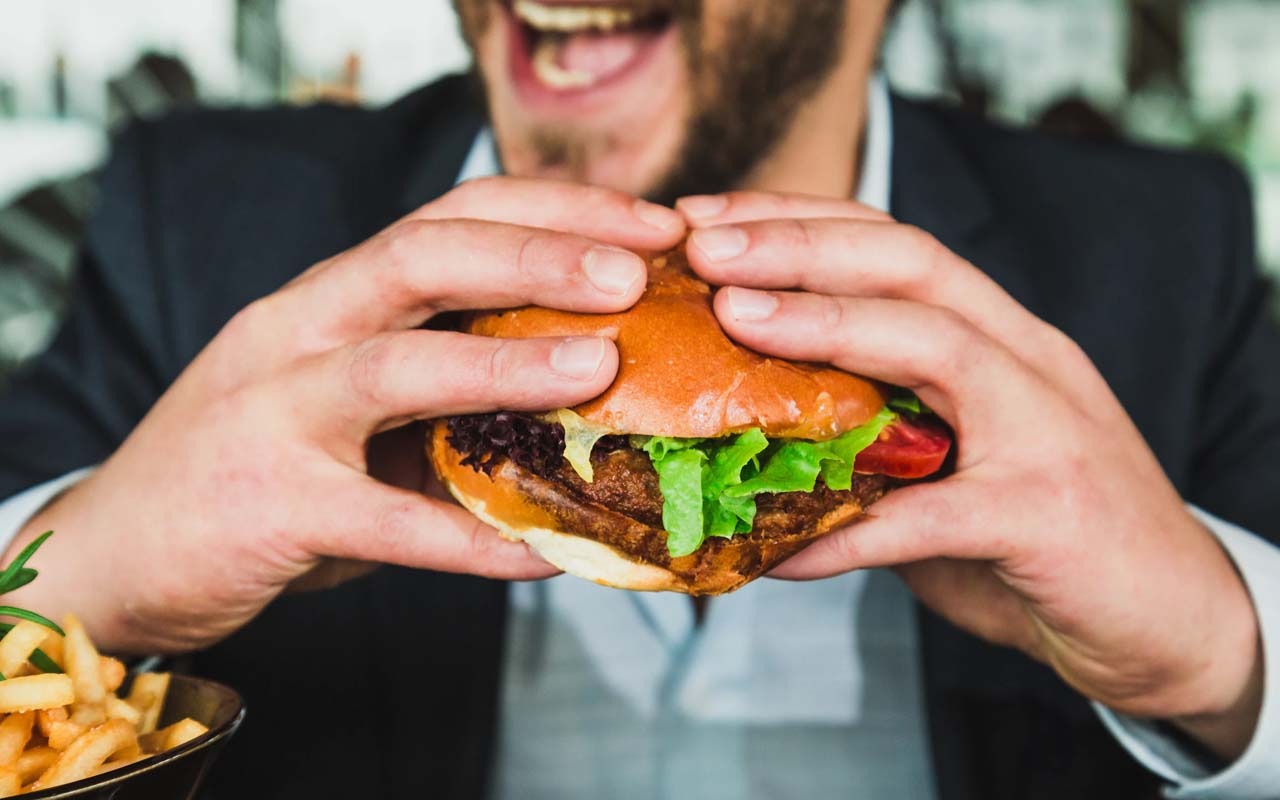 burger, food, body, facts, life, people, weird,