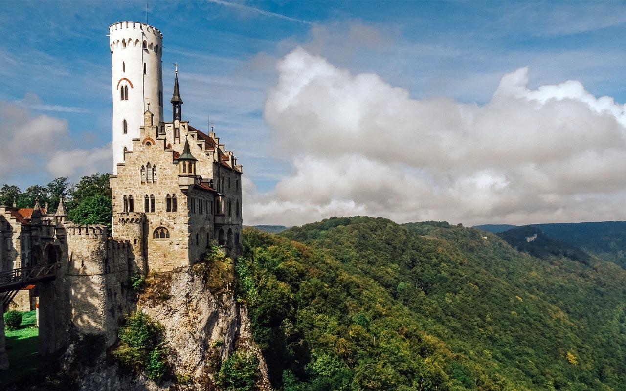 Lichtenstein, Germany, travel, Airbnb, countries, facts, renting