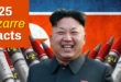 25 Horrifying and Bizarre Facts that Reveal the Brutality of Life In North Korea